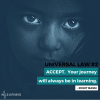 Universal Law #2 – Accept- Soul of Sales