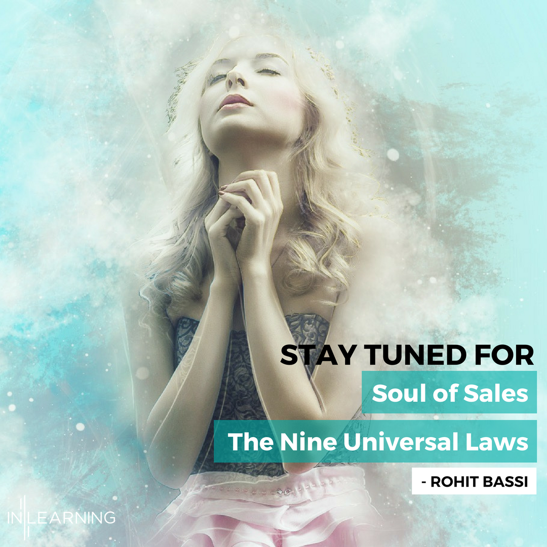 Soul of Sales - The Nine Universal Laws