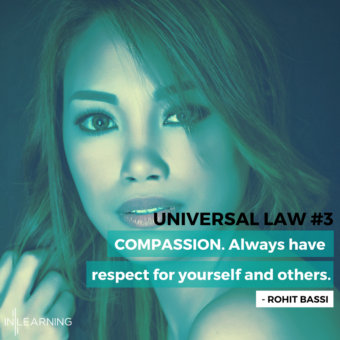Universal Law #3 - Compassion - Soul of Sales