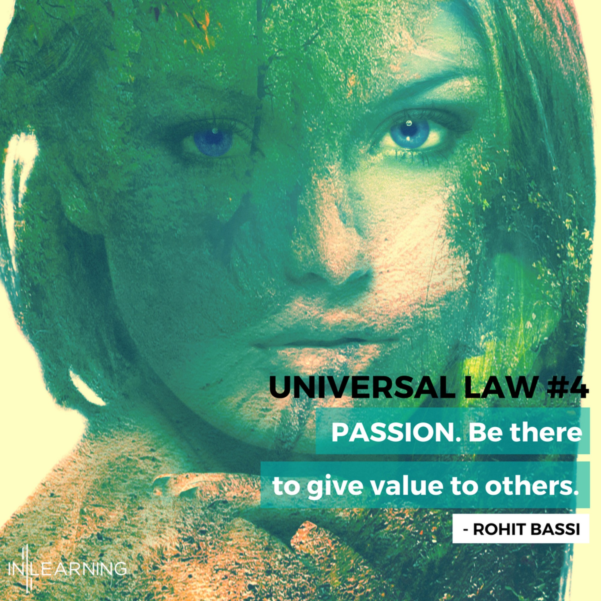 Universal Law #4 - Passion - Soul of Sales